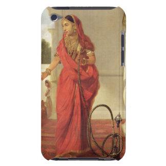 Un chica de baile indio con una cachimba, 1772 (ac Case-Mate iPod touch protectores