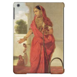 Un chica de baile indio con una cachimba, 1772 (ac funda iPad air