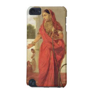 Un chica de baile indio con una cachimba, 1772 (ac funda para iPod touch 5G