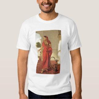 Un chica de baile indio con una cachimba, 1772 polera