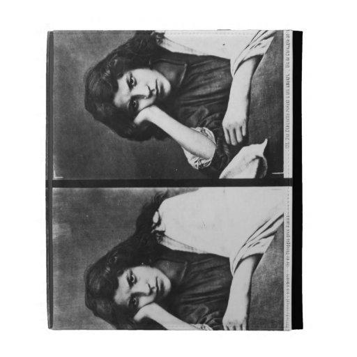 Un chica de Chioggia que soña con sus amores (phot