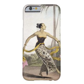 Un chica de Ronggeng o de baile, platea 21 del Funda Para iPhone 6 Barely There