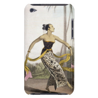 Un chica de Ronggeng o de baile, platea 21 del vol Case-Mate iPod Touch Coberturas