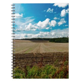 Un cielo inglés cuadernos