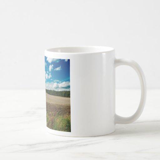 Un cielo inglés taza de café