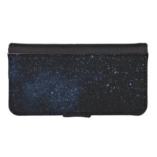 Un cielo por completo de estrellas billetera para iPhone 5