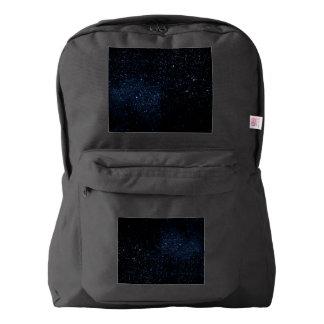 Un cielo por completo de estrellas mochila