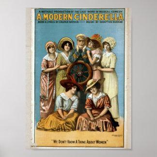 Un Cindrella moderno Posters