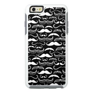 Un club de los caballeros. Modelo del bigote Funda Otterbox Para iPhone 6/6s Plus