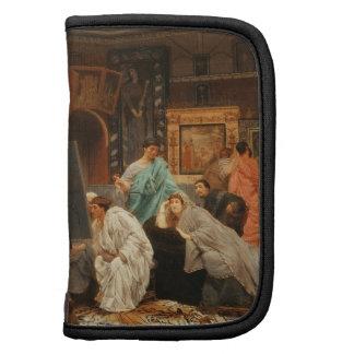 Un colector de imágenes a la hora de Augustus, 1 Organizador