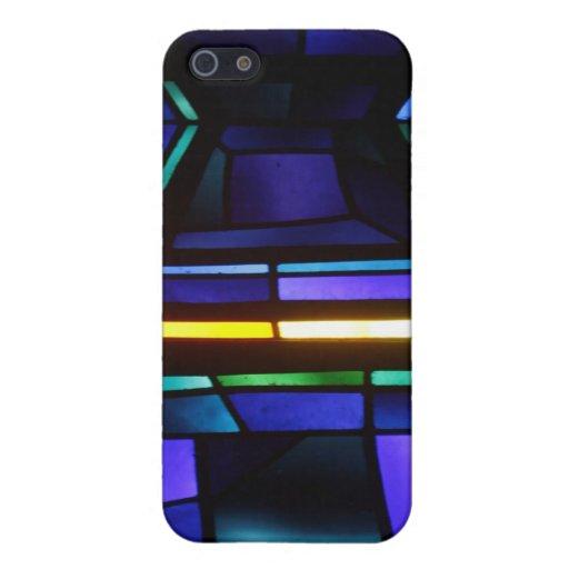 Un collage colorido - basílica del anuncio iPhone 5 protector