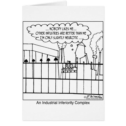Un complejo de inferioridad industrial felicitacion