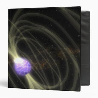 """Un concepto del artista del magneta 1806-20 de SGR Carpeta 1 1/2"""""""