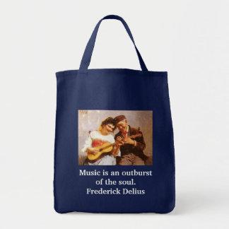 Un concierto privado bolsas de mano