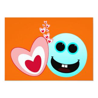 """Un corazón feliz - 15:13 de los proverbios invitación 5"""" x 7"""""""