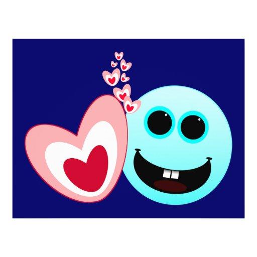 Un corazón feliz - 15:13 NIV de los proverbios Folleto 21,6 X 28 Cm