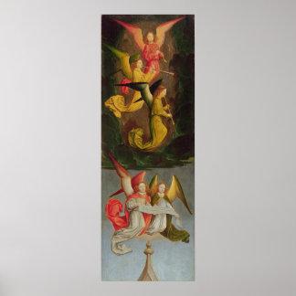 Un coro de ángeles, 1459 póster