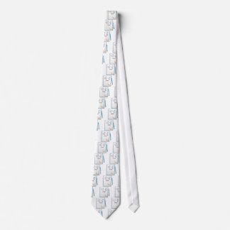Un cuaderno con un diseño del fútbol corbatas personalizadas