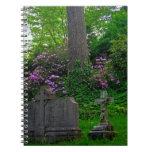 Un cuaderno del resto de los jardines