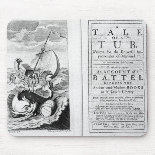 'Un cuento de un Tub Tapetes De Raton