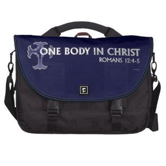 Un cuerpo en Cristo Bolsa Para Ordenador