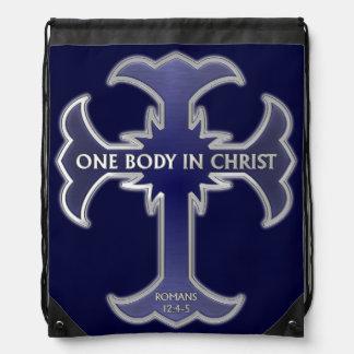 Un cuerpo en Cristo Mochilas