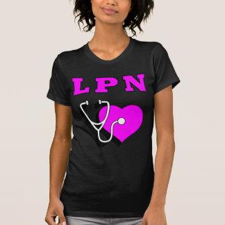 Un cuidado de LPN Polera