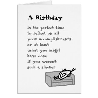 Un cumpleaños felicitaciones
