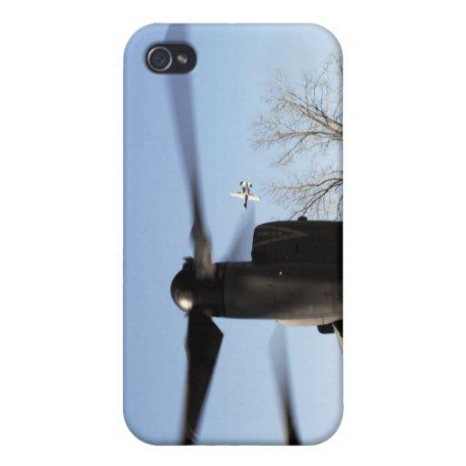 Un CV-22 Osprey se prepara para sacar iPhone 4 Fundas
