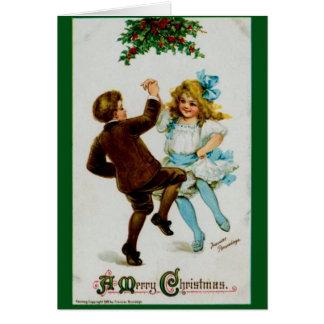 Un ~ de las Felices Navidad v.2 Felicitación