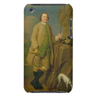 Un deportista, 1752 (aceite en lona) funda para iPod