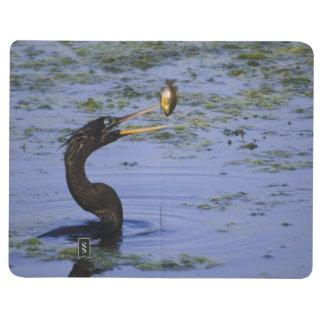 Un desayuno de los pájaros cuaderno grapado