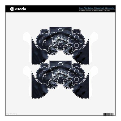 Un descenso de la vida skins para mandos PS3