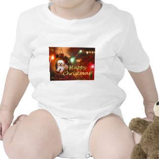 Un deseo del navidad camisetas