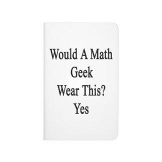 un desgaste del friki de la matemáticas esto sí cuadernos