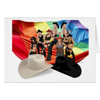 Un-Desperate Cowgirl Pride Card