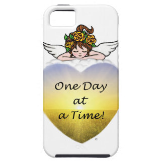 Un día a la vez iPhone 5 Case-Mate fundas