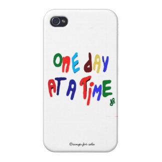 un día a la vez iPhone 4 cárcasas