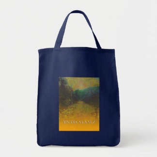 UN DIA A LA VEZ (One Day at a Time in Spanish) Tote Bags