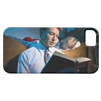 un día en casa iPhone 5 Case-Mate funda