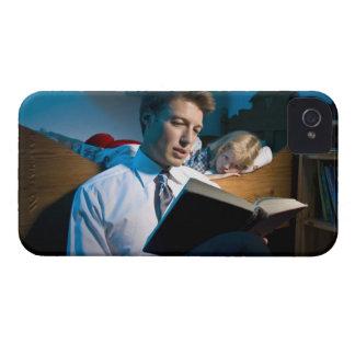 un día en casa iPhone 4 Case-Mate coberturas