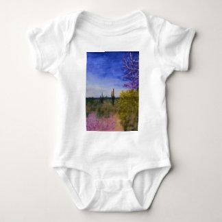 Un día en el desierto de Arizona Body Para Bebé