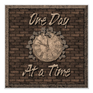 Un día en el tiempo poster