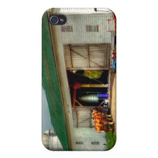 Un día en la granja iPhone 4/4S carcasa