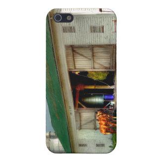Un día en la granja iPhone 5 carcasa
