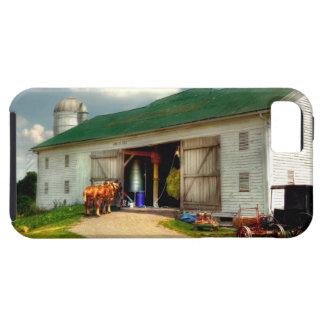 Un día en la granja iPhone 5 funda