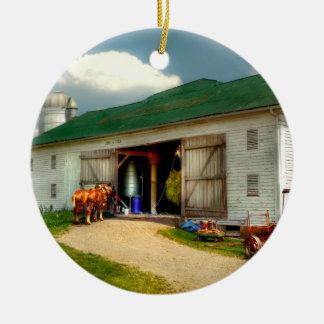 Un día en la granja ornamente de reyes