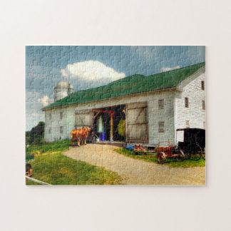 Un día en la granja rompecabeza con fotos