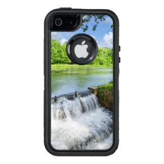 Un día en las primaveras de Ritter Funda OtterBox Defender Para iPhone 5