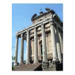 Un día en Roma Postales